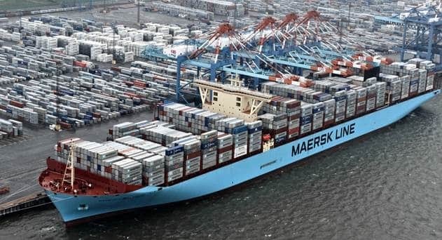 Maersk Leverages AT&T IoT to Track and Monitor Cold Shipping Containers