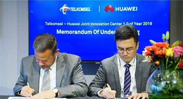 Telkomsel Partners with Huawei to Innovate Mobile Broadband Services