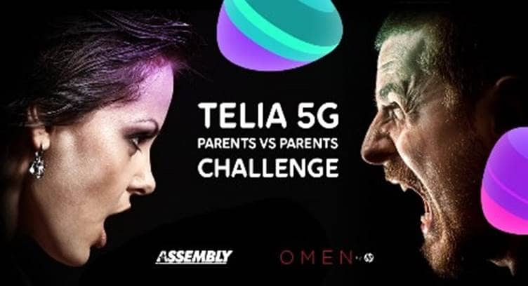 Telia Turns On 5G at Biggest Digital Gaming Fair in Finland