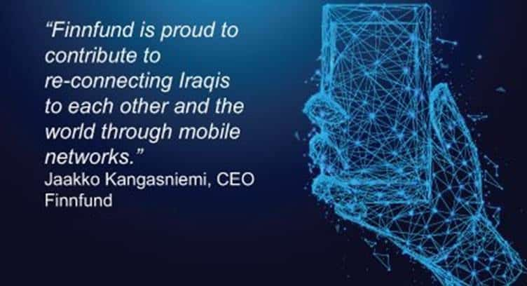 Zain Iraq to Modernize Mobile Network with Finnfund's Investment