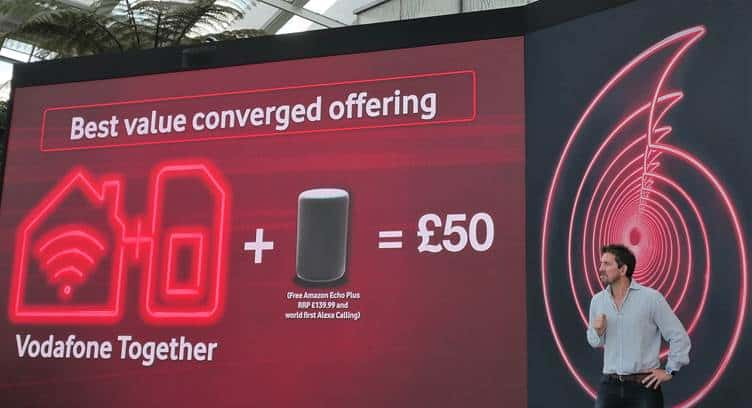 Vodafone UK Launches 5G Network and to Offer Unlimited Data on 5G