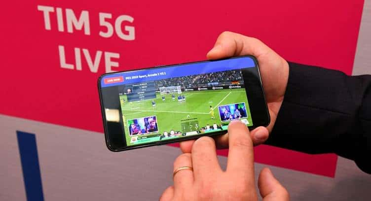 Sparkle Sets Up 5G Data Roaming Interconnection Between TIM