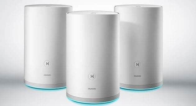 Huawei Claims World's First Hybrid Smart Home Network Solution - PLC + Mesh WiFi