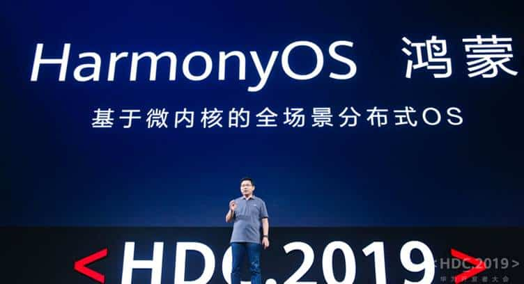 HarmonyOS - Huawei's New Open Source Mobile OS