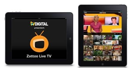 Zattoo TV Launches Live TV App for Android TV in Switzerland