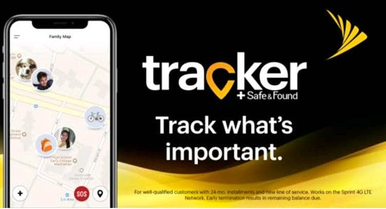 Sprint Launches Matchbook-sized Tracker Device with GPS and Wi-Fi-assisted Location Service