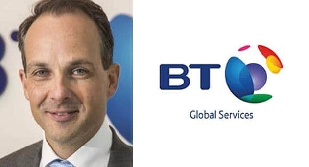 BT Appoints Burger as New CEO of Global Services