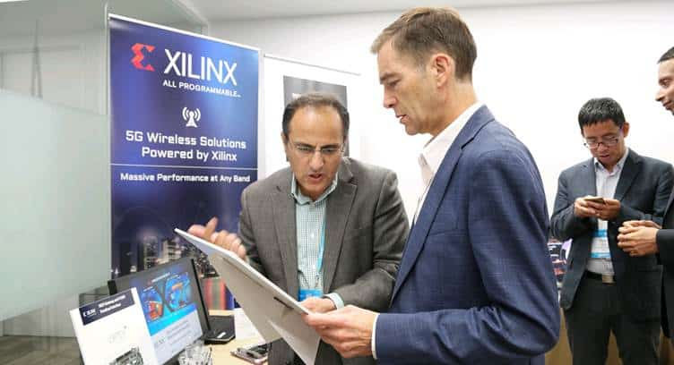 Xilinx, Samsung to Develop and Deploy 5G Massive MIMO and mmWave
