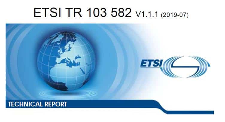 ETSI Releases Report on IoT Devices for Emergency Communications