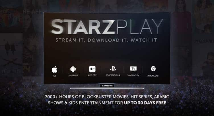 Virgin Media to Launch Premium SVoD Channel StarzPlay