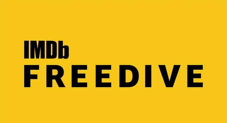 Amazon's IMDb Launches Freedive - A Fee, Ad-Supported Streaming Video Channel