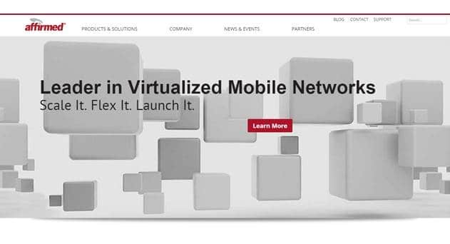 Spanish Operator Aire Networks Selects Affirmed Networks' NFV-based vEPC Solution