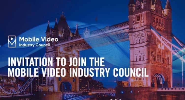 Mobile Video Industry Council Invites Operators to Exclusive Event to Explore Impact of Mobile Video on 5G