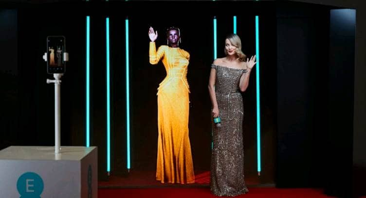 EE to Trial its New 5G Network at Baftas to Intro the 'World's First' AI Stylist – Shudu