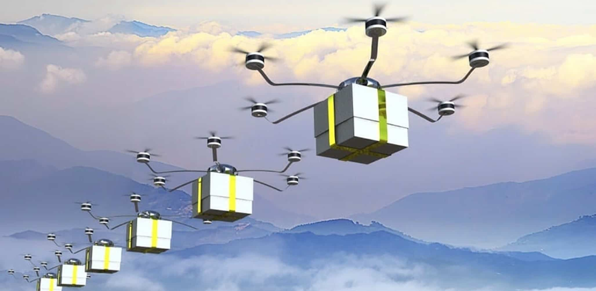 There's A Lot of 'Buzz' on the Promise of Drone Delivery, But What's Next?