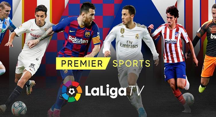 New Football TV Channel LaLigaTV Launches on Virgin Media
