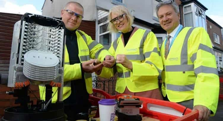 Openreach Rolls Out Full Fiber FTTP Technology in Coventry