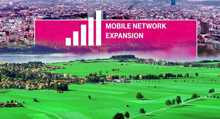 DT Continues Aggressive Rollout of LTE Base Stations; Targets 36k BTS by 2021