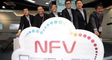 Huawei Launches NFV Open Lab in Xi'an, China