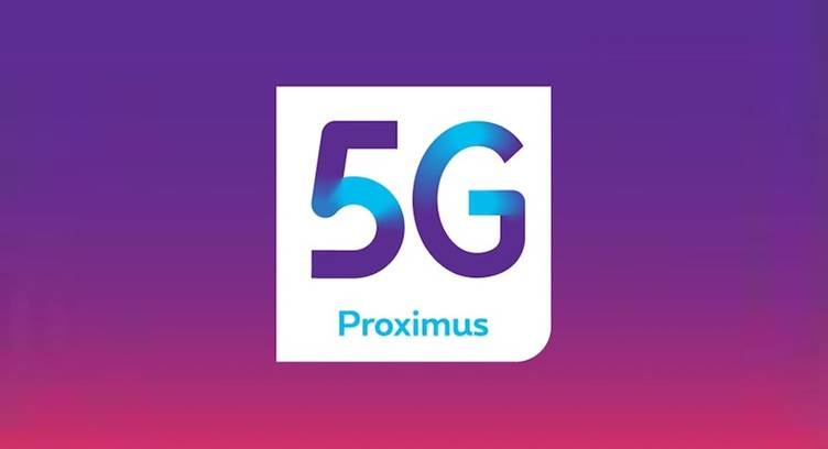Proximus Becomes the First Operator to Launch 5G in Belgium