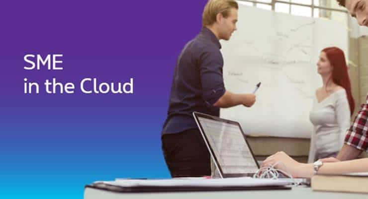 Proximus Offers 'SME in the Cloud' Mobile Workstation Solution