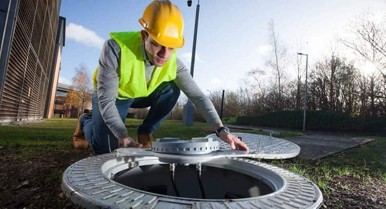 Vodafone UK Installs 4G Radio under Manhole Covers
