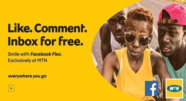MTN Cameroon Launches Facebook Flex Sponsored Data Plan