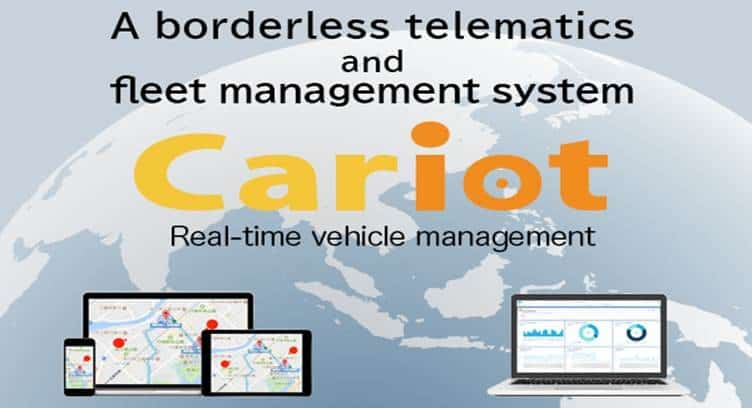 KDDI to Offer Real-Time Vehicle Management to Corporate Clients in Southeast Asia, Middle East