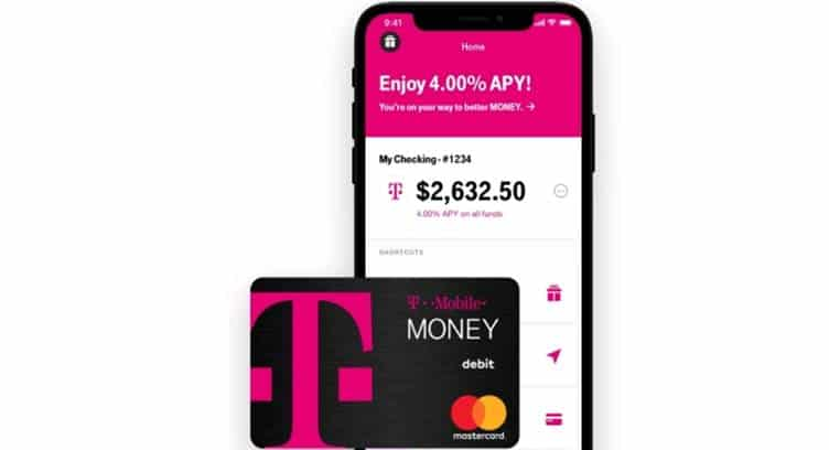 T-Mobile Enters Mobile Banking with T-Mobile MONEY App