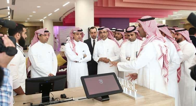 STC Opens First Digital Store in Saudi Arabia