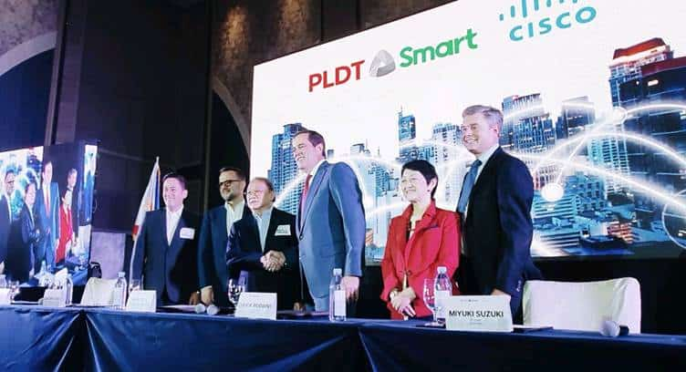 PLDT, Cisco Partner to Delploy Fully Automated Software Defined 5G-ready IP Transport Network