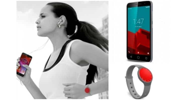 Double Device Bundling - Smartphone and Fitness Band 'Misfit Flash' on Vodafone Italy's Newest Data Offer