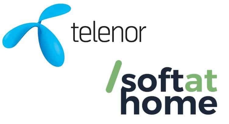 Telenor Norway Deploys SoftAtHome WiFi Amplifier to Improve Coverage for VDSL Subscribers