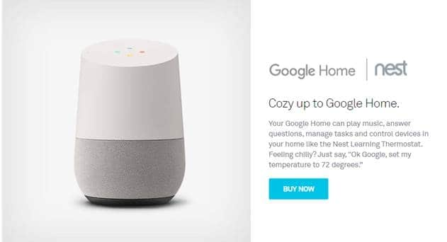 Altice Offers Google's Nest Smart Home Products to its