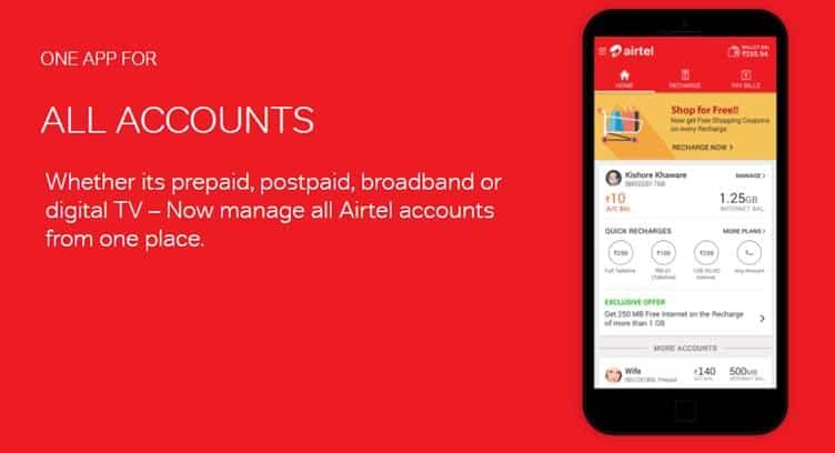 Airtel Launches Quad-Play Platform to Offer Single Billing, Bundling and Premium CX