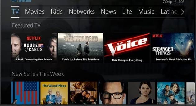 Netflix Launching on Comcast X1 Set-Top Box