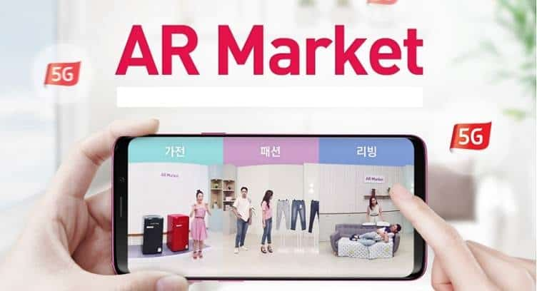KT Launches South Korea's First AR Mobile Shopping Service