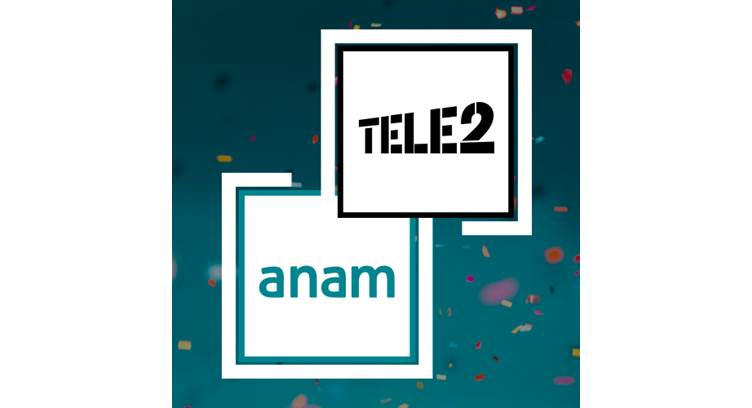 Tele2 Russia Signs New 2-year Contract with Anam for Managed A2P SMS Services