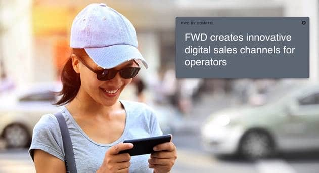 Comptel FWD Helps MNOs to Drive Data Revenue
