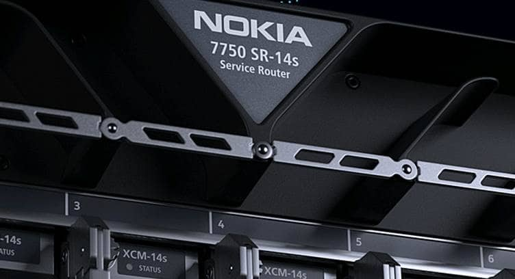 Proximus Upgrades IP Transport Backbone Network with Nokia 7750 SR-14s