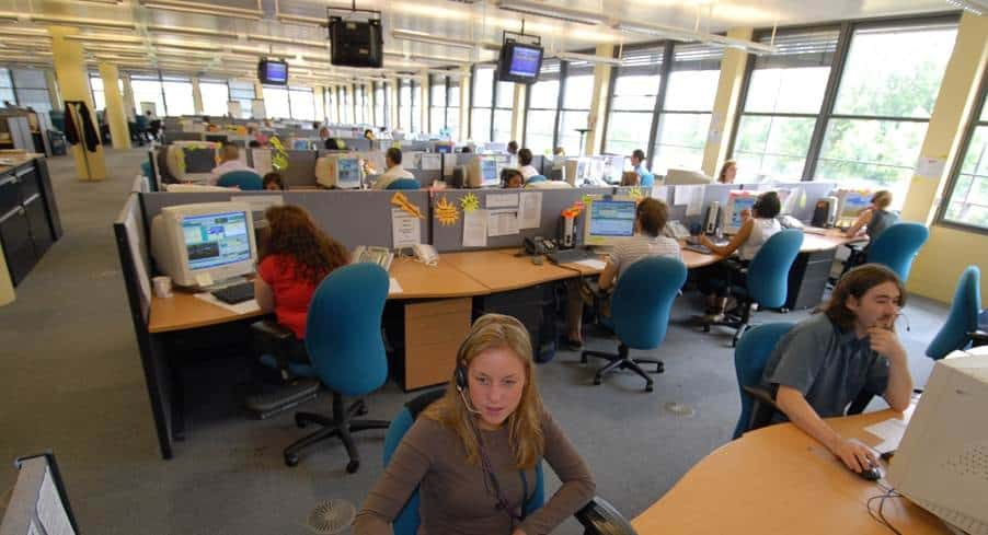 BT Customer Service Advisors