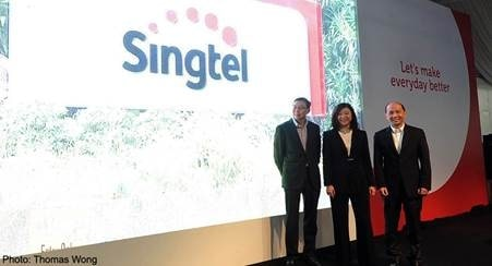 Singtel to Launch 'Humongous' Shareable Data Bundles with 50GB Allowance