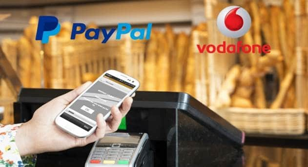 278df65498 Vodafone Adds PayPal for Contactless Mobile Payments in Germany ...