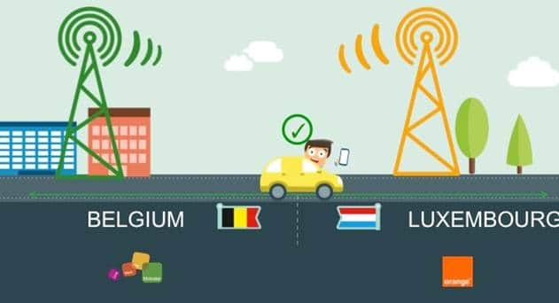 Mobistar Belgium, Orange Luxembourg Team Up to Enable Seamless Mobile Handover at the Border