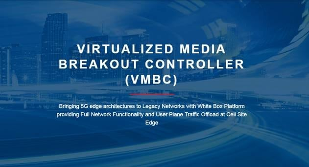 Mavenir Launches Virtualized Media Breakout Controller