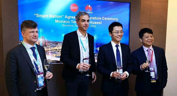 Monaco Telecom, Huawei Partner to Develop Solutions for IoT, Big Data and Cloud
