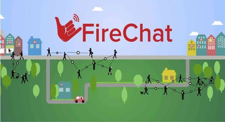 Open Garden's FireChat 2.7 Enhances Off-the-Grid Mobile Connectivity with Virtual Avatars