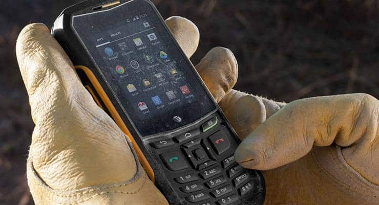 Sonim XP6 LTE Android Rugged Smartphone Supports AT&T's
