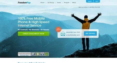 FreedomPop to Launch in Spain with Zero-Rating of WhatsApp Voice and Text